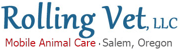 RollingVet.com | Mobile Veterinarian in Salem Oregon | (503) 400.7992